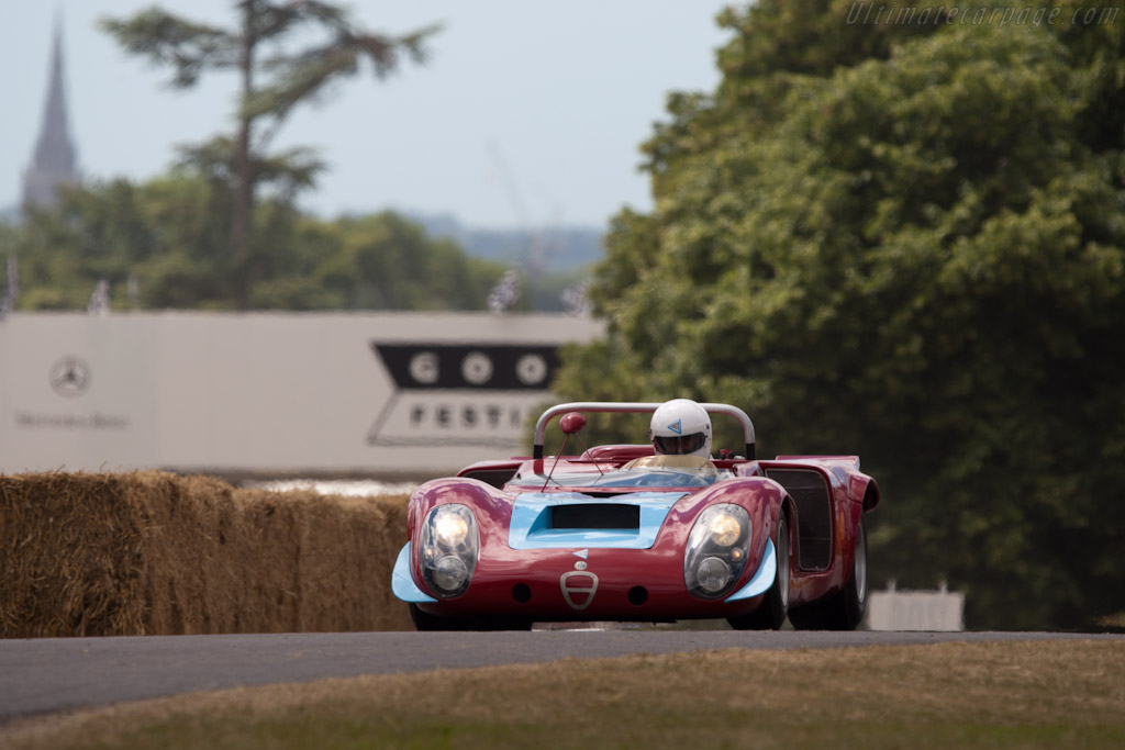Alfa Romeo Tipo 33/2 Spider    - 2010 Goodwood Festival of Speed