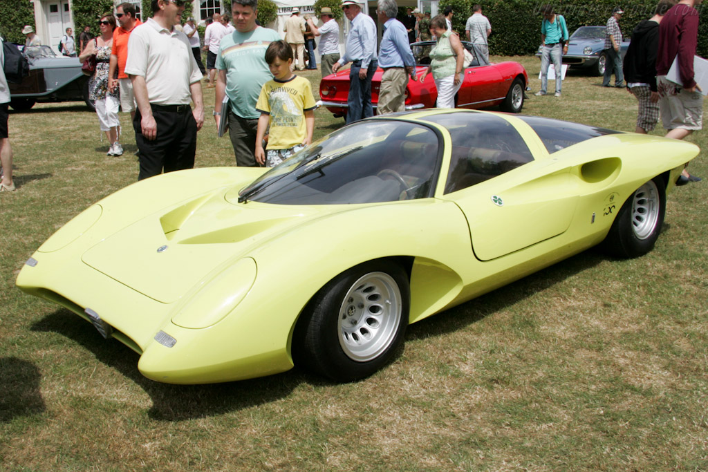 Alfa Romeo Tipo 33 Pininfarina Coupe    - 2010 Goodwood Festival of Speed