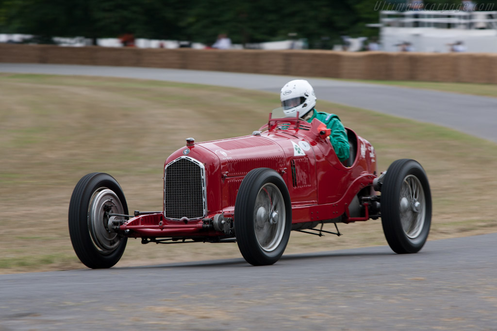 Alfa Romeo Tipo B P3 - Chassis: 5005  - 2010 Goodwood Festival of Speed