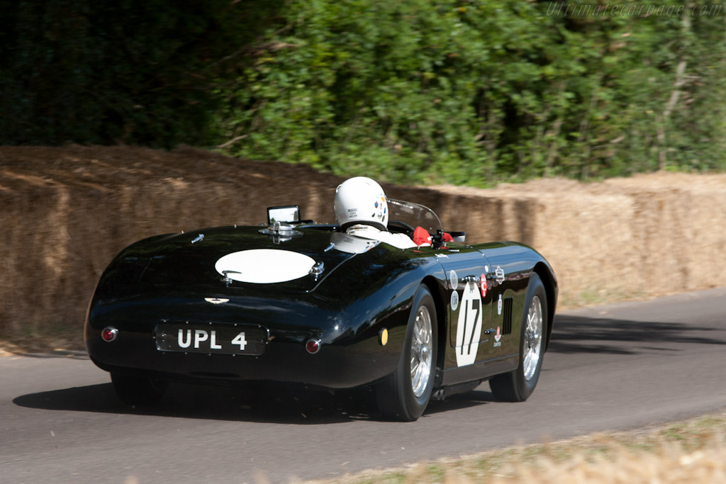 Aston Martin DB3 - Chassis: DB3/5   - 2010 Goodwood Festival of Speed