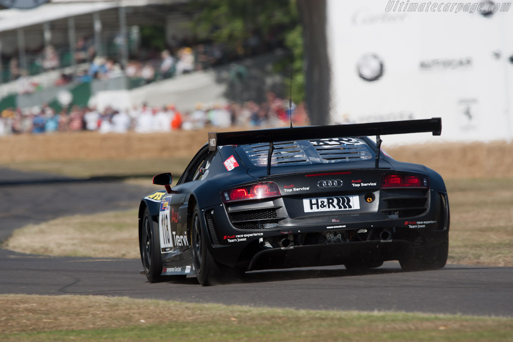 Audi R8 Lms Chassis As42aofgt3100274 2010 Goodwood