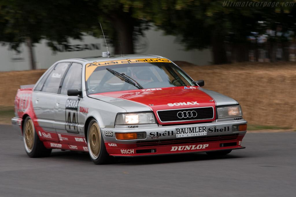 Audi V8 DTM    - 2010 Goodwood Festival of Speed