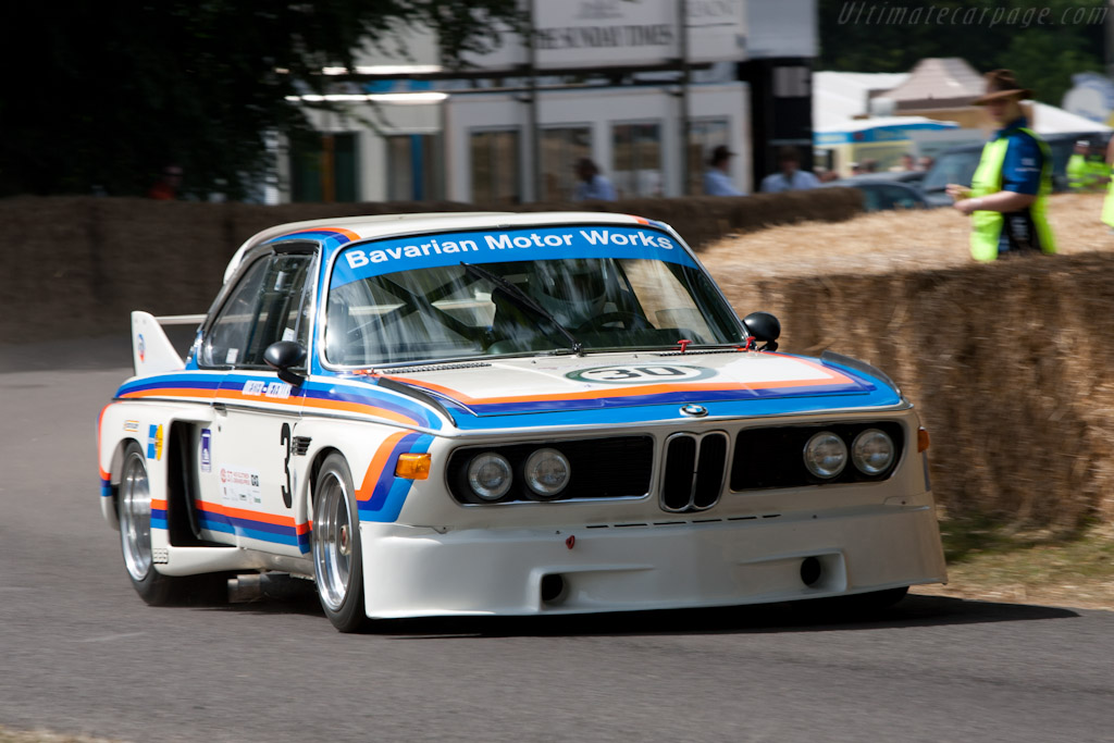 BMW 3.0 CSL - Chassis: 2275998   - 2010 Goodwood Festival of Speed