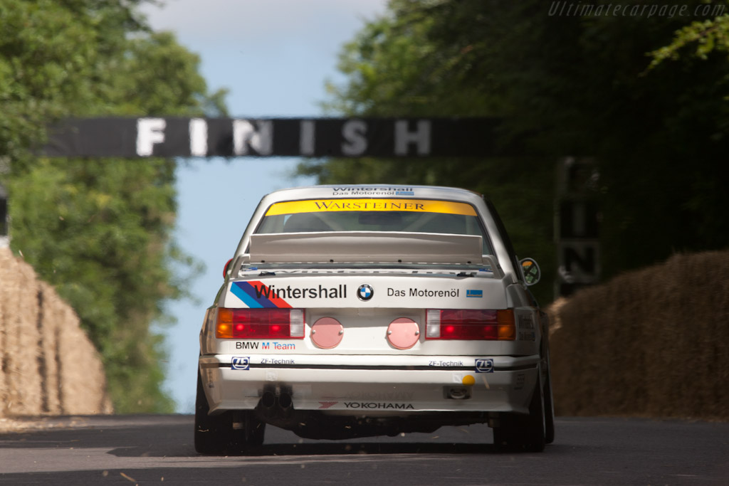 BMW E30 M3    - 2010 Goodwood Festival of Speed