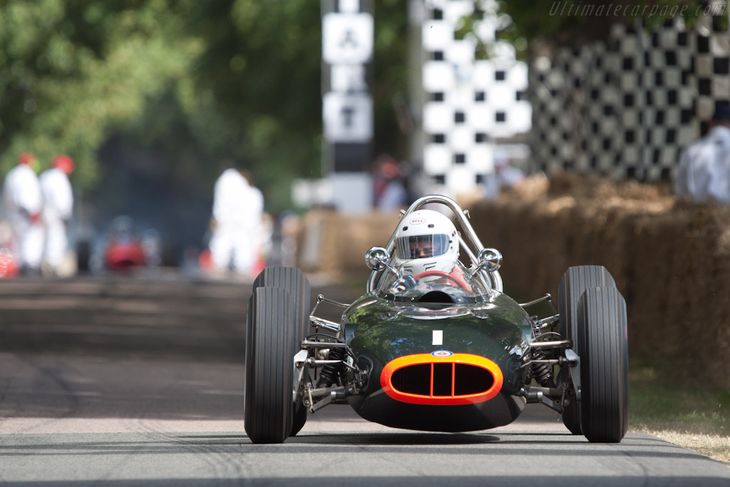 BRM P578 - Chassis: 5783   - 2010 Goodwood Festival of Speed