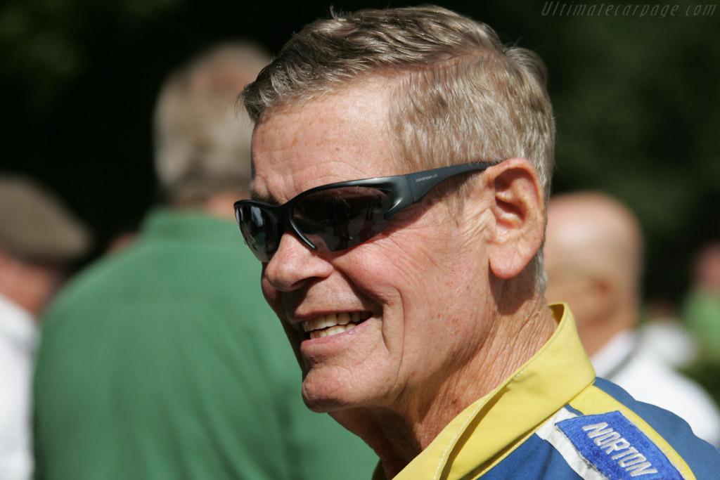 Bobby Unser    - 2010 Goodwood Festival of Speed