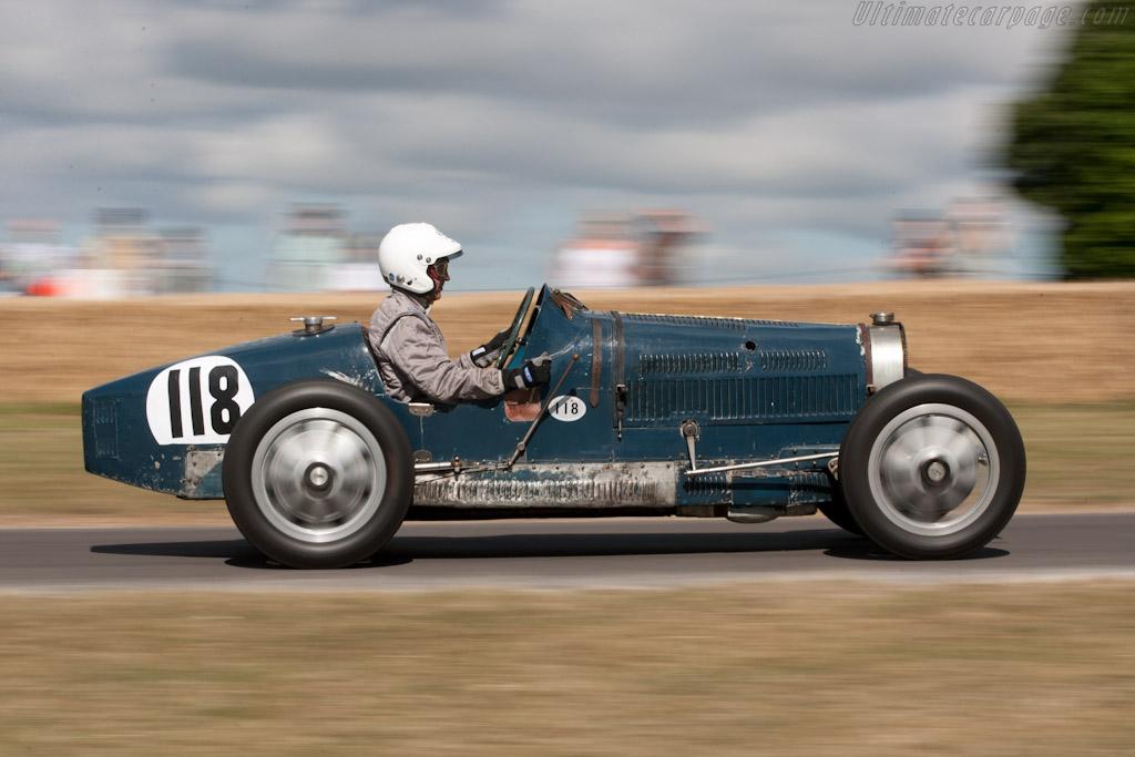 Bugatti Type 35C    - 2010 Goodwood Festival of Speed