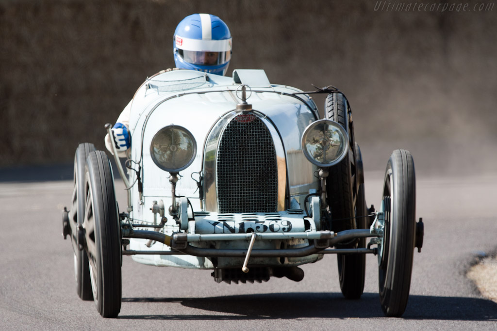 Bugatti Type 39    - 2010 Goodwood Festival of Speed