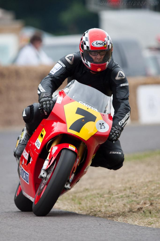 Cagiva C591    - 2010 Goodwood Festival of Speed