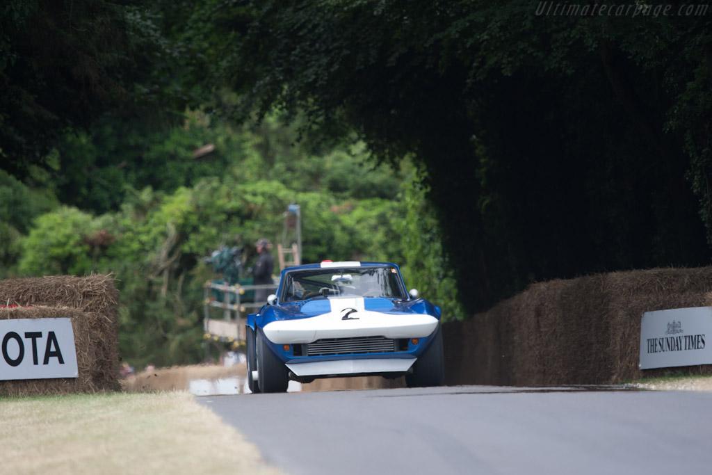 Chevrolet Corvette Grand Sport - Chassis: 003   - 2010 Goodwood Festival of Speed