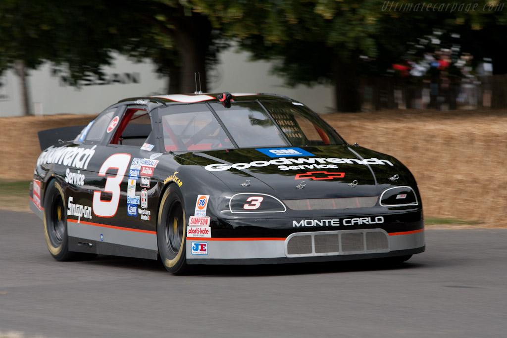 Chevrolet Monte Carlo NASCAR    - 2010 Goodwood Festival of Speed