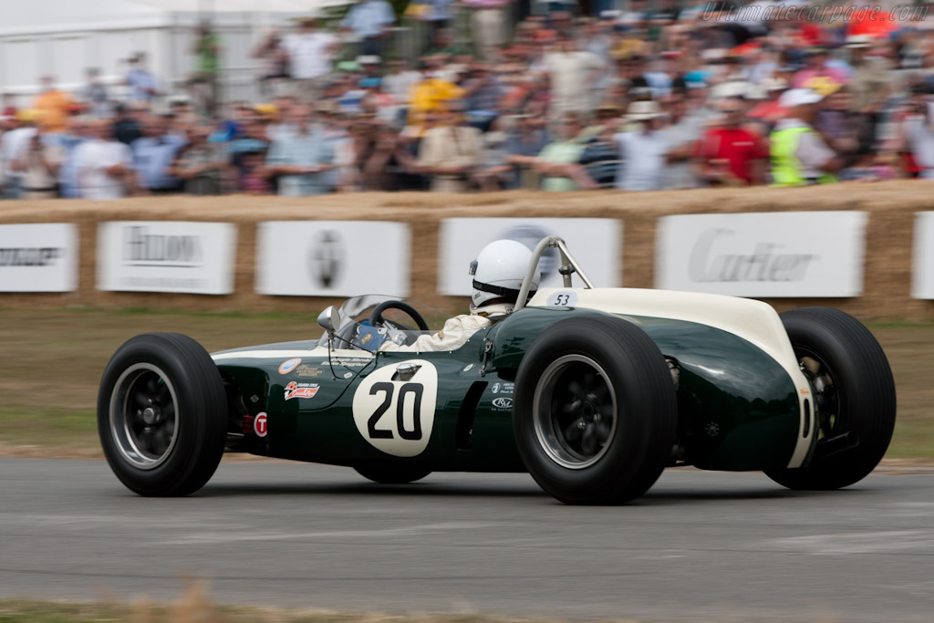 Cooper T53 Climax    - 2010 Goodwood Festival of Speed