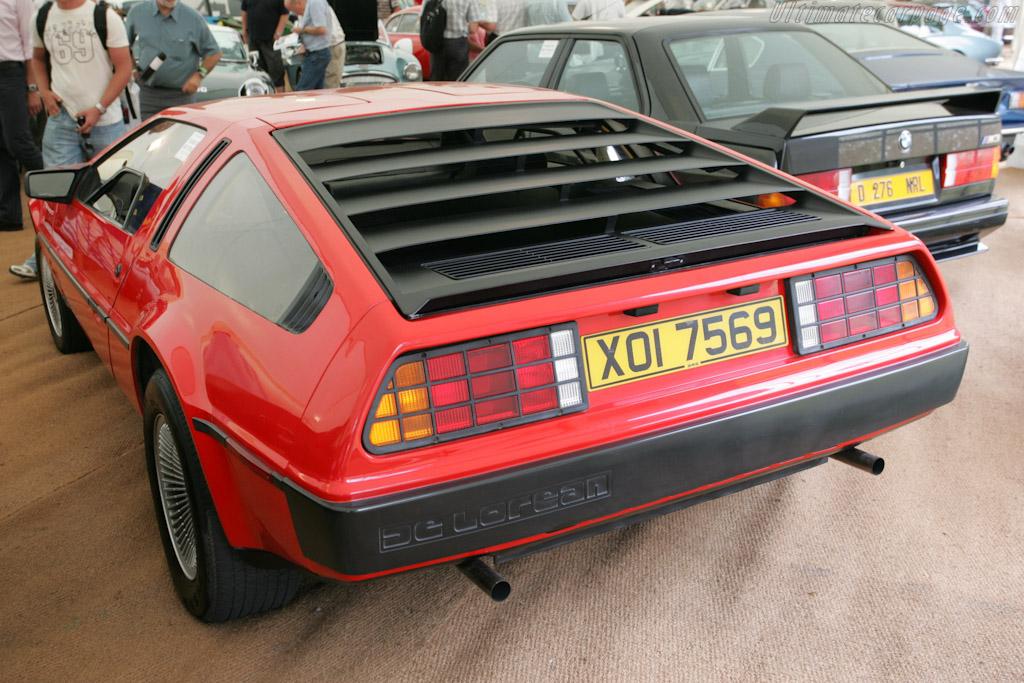 DeLorean DMC12 - Chassis: SCEDT26T8BD001906   - 2010 Goodwood Festival of Speed