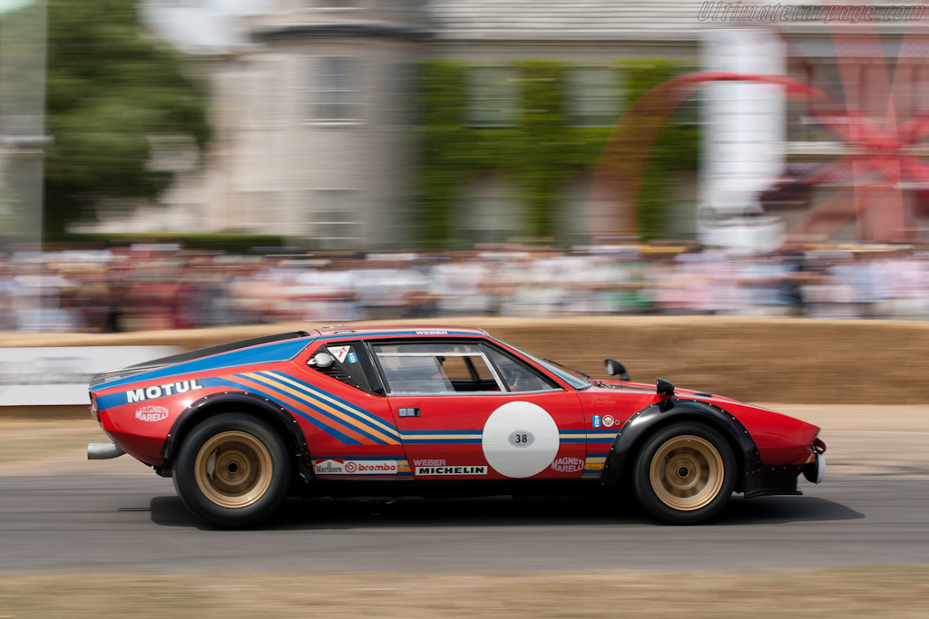 DeTomaso Pantera Group 3/4 - Chassis: 05855   - 2010 Goodwood Festival of Speed