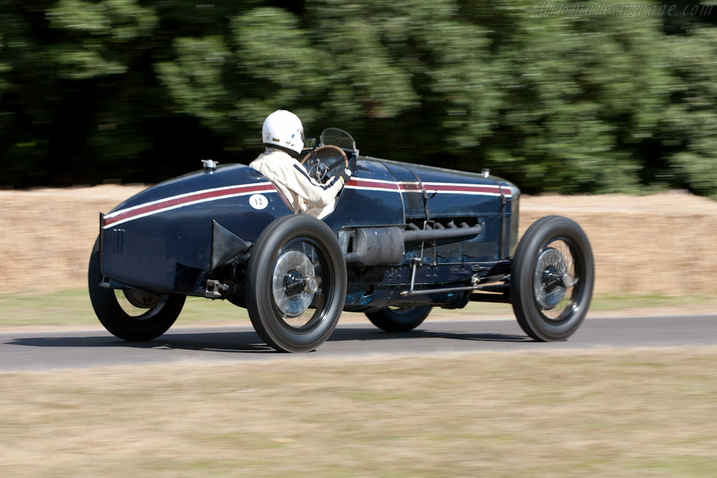 Delage DH V12 - Chassis: 8392   - 2010 Goodwood Festival of Speed