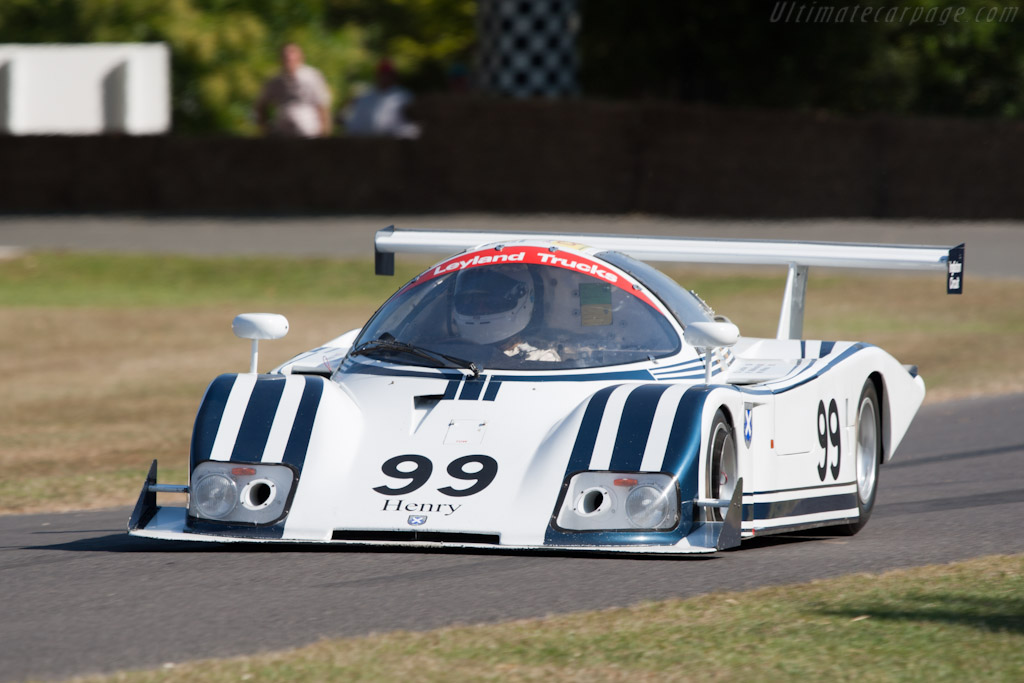 Ecosse C2 Cosworth - Chassis: 002  - 2010 Goodwood Festival of Speed