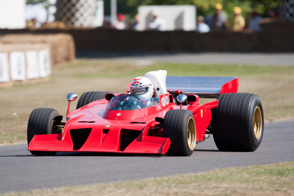 Ferrari 312 B3 'Spazzaneve' - Chassis: 009   - 2010 Goodwood Festival of Speed