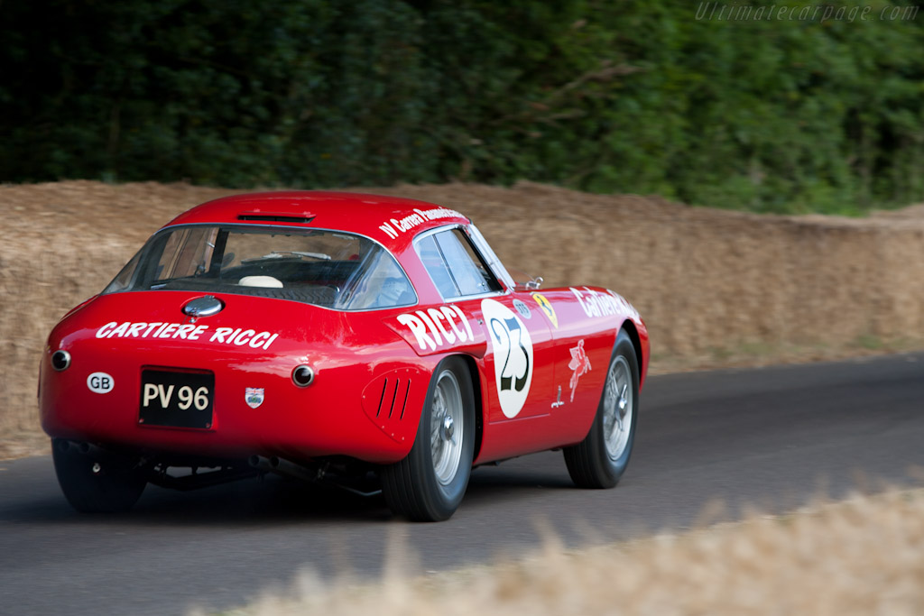 Ferrari 375 MM Berlinetta - Chassis: 0320AM   - 2010 Goodwood Festival of Speed