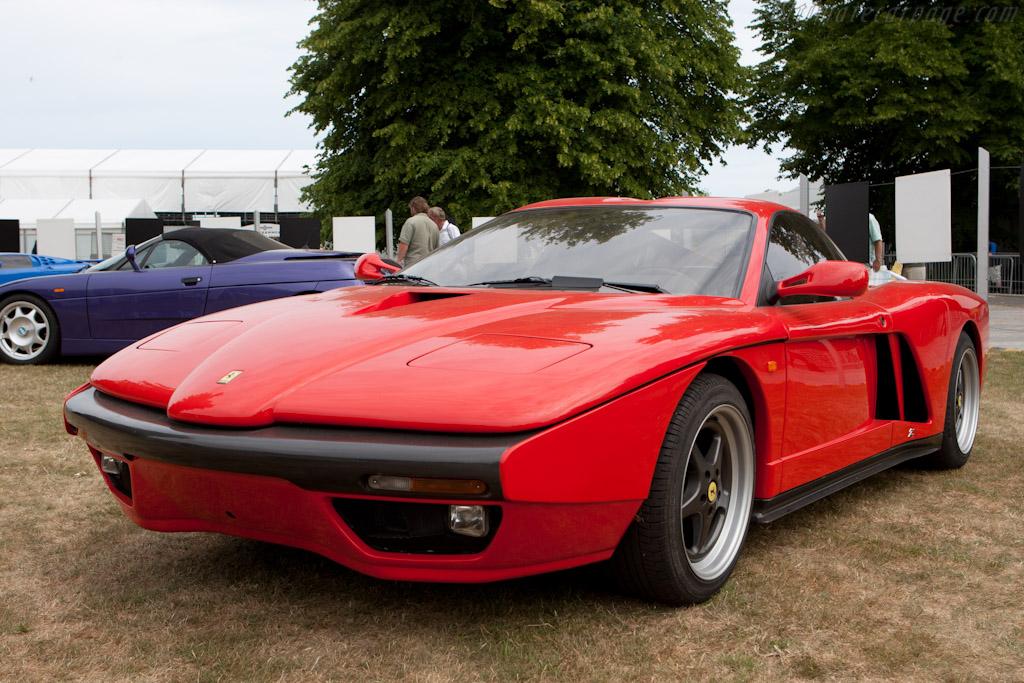 Ferrari F.Z.93 - Chassis: 83935   - 2010 Goodwood Festival of Speed