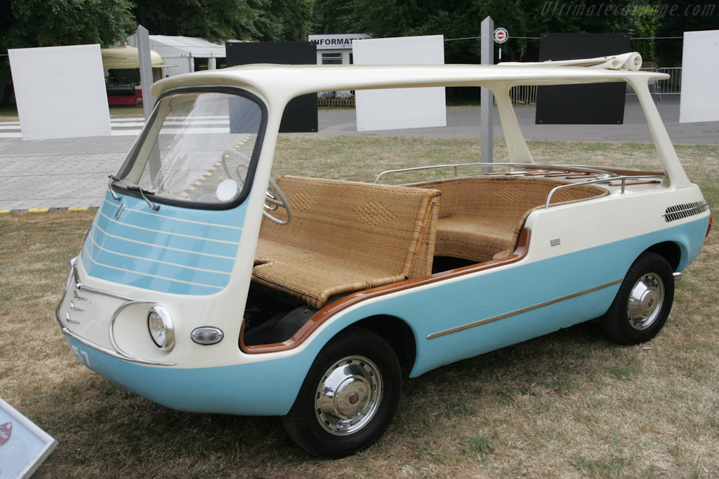 Fiat 600 Multipla Marinella    - 2010 Goodwood Festival of Speed