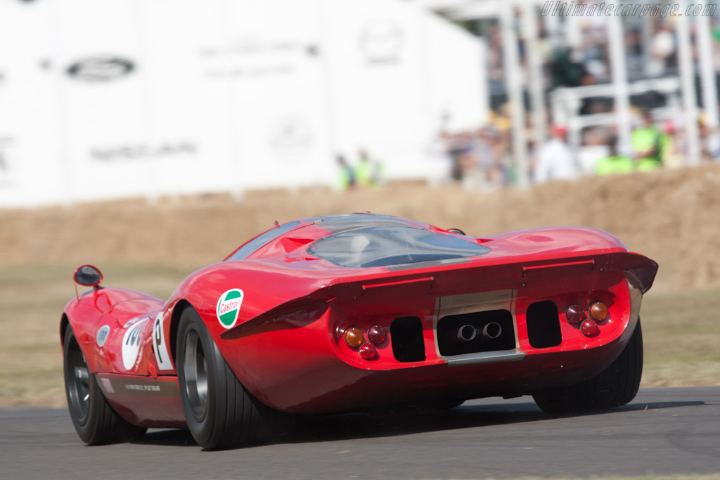 Ford F3L - Chassis: 002  - 2010 Goodwood Festival of Speed