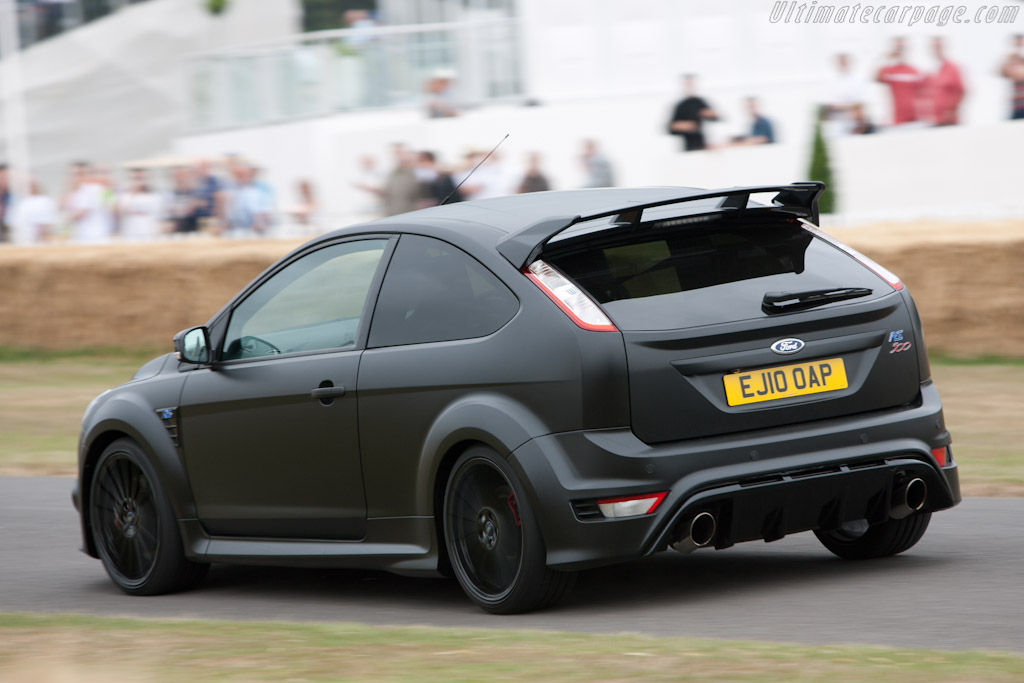 Ford Focus RS500   - 2010 Goodwood Festival of Speed