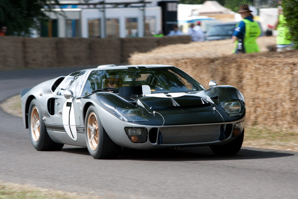 Ford GT Mark II - Chassis: XGT-2   - 2010 Goodwood Festival of Speed