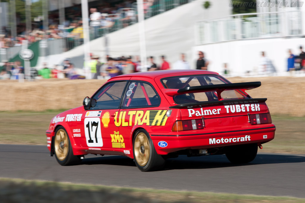 Ford Sierra Cosworth RS500    - 2010 Goodwood Festival of Speed