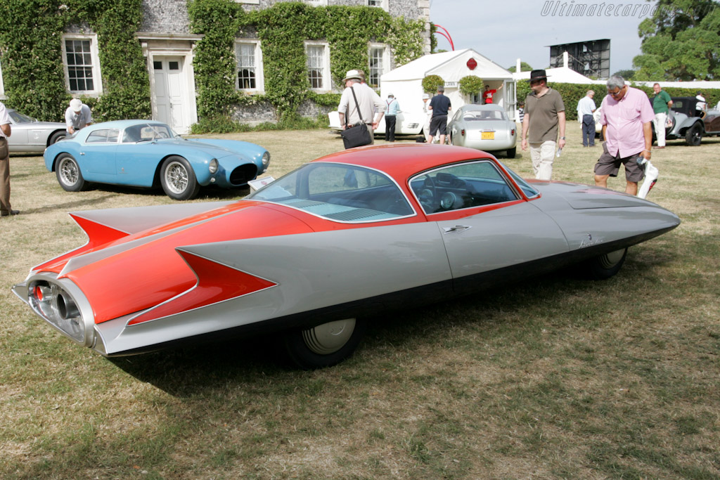 Ghia Gilda - Chassis: 9967  - 2010 Goodwood Festival of Speed