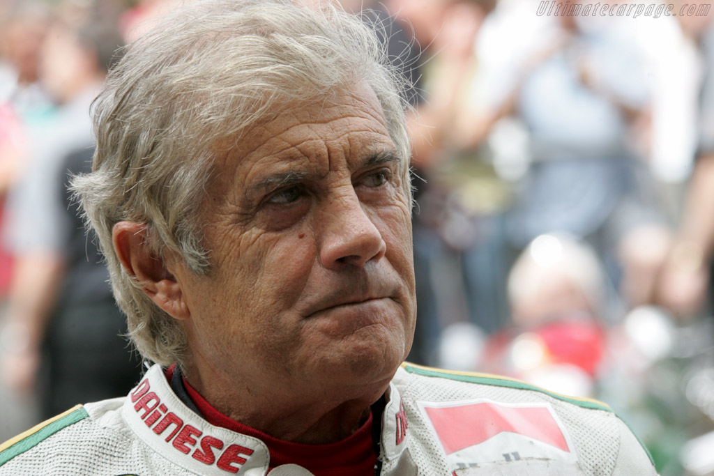 Giacomo Agostini    - 2010 Goodwood Festival of Speed