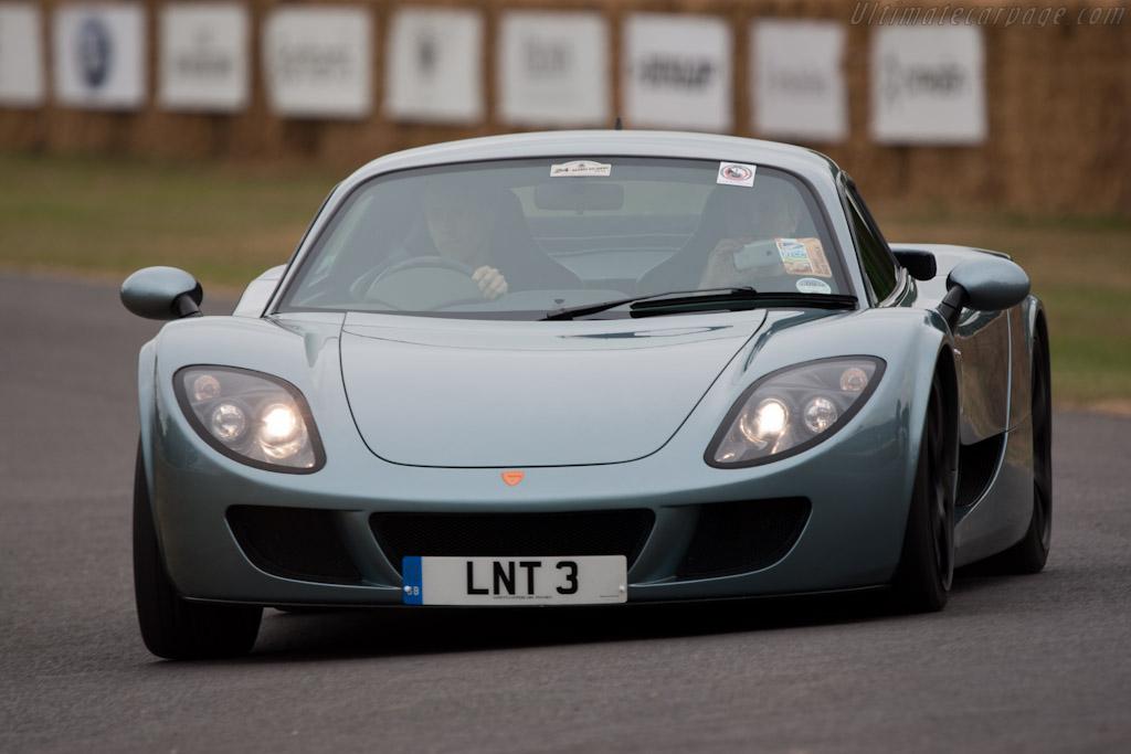 Ginetta F400   - 2010 Goodwood Festival of Speed