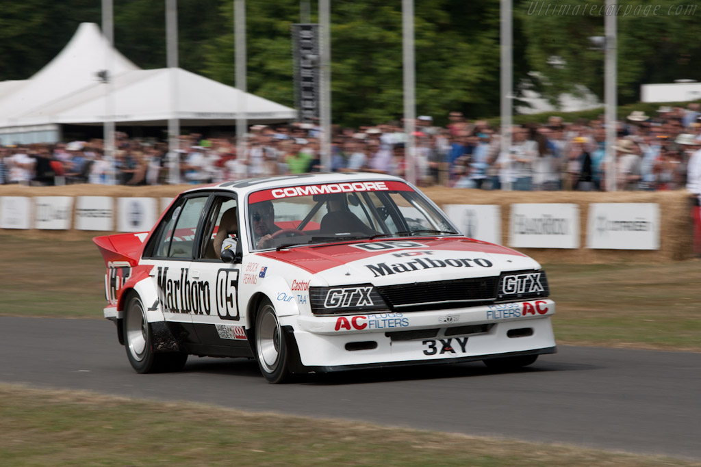 Holden VH Commodore    - 2010 Goodwood Festival of Speed