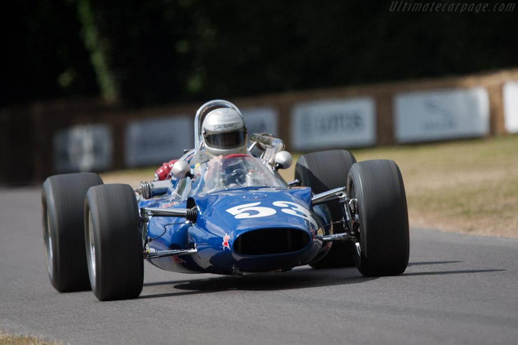 Huffaker MG Liquid Suspension Special    - 2010 Goodwood Festival of Speed