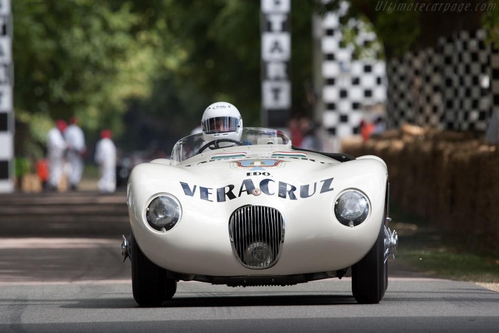 Jaguar C-Type - Chassis: XKC 029   - 2010 Goodwood Festival of Speed