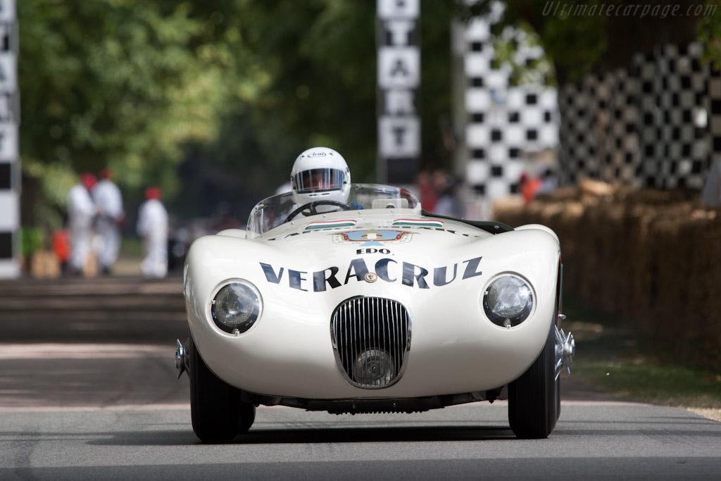 Jaguar C-Type    - 2010 Goodwood Festival of Speed