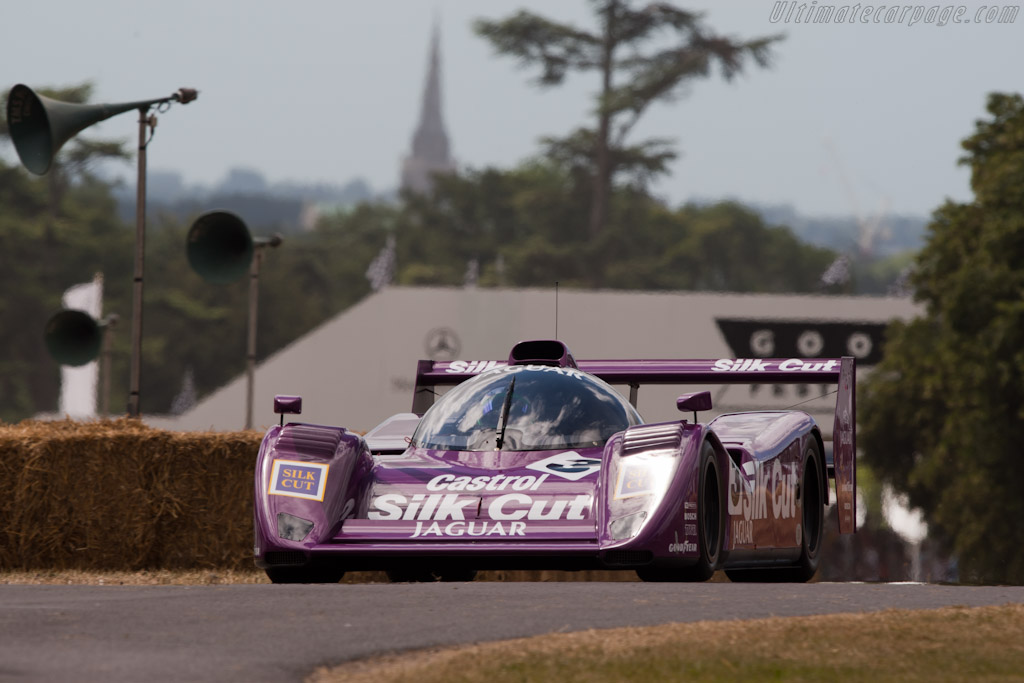 Jaguar XJR-14 - Chassis: X91   - 2010 Goodwood Festival of Speed