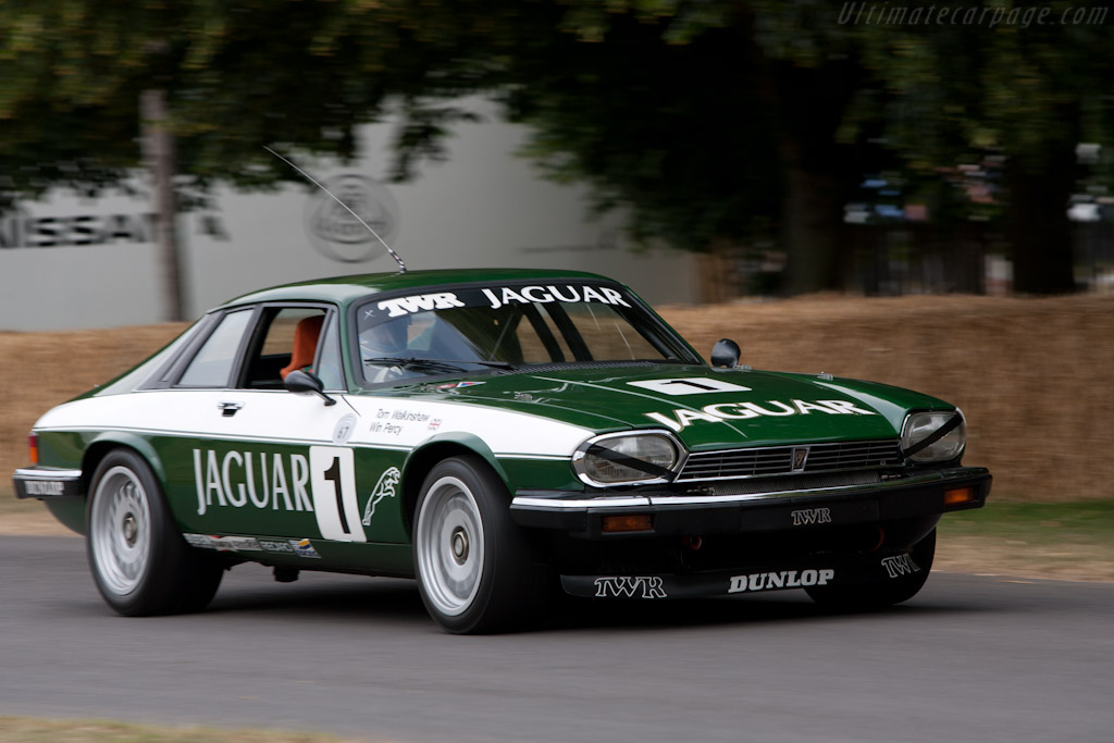 Jaguar XJS TWR - Chassis: TWR JC 84A007   - 2010 Goodwood Festival of Speed