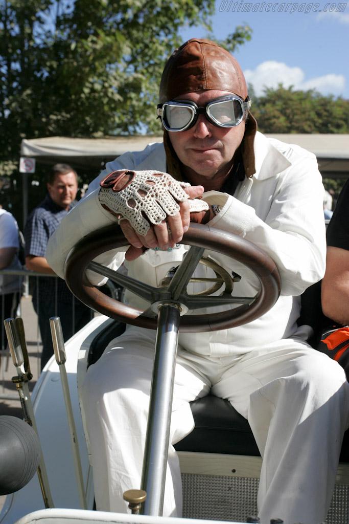 Jochen Mass    - 2010 Goodwood Festival of Speed