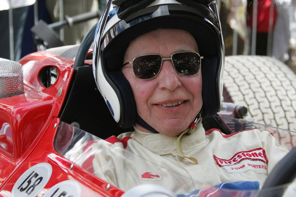 John Surtees   - 2010 Goodwood Festival of Speed