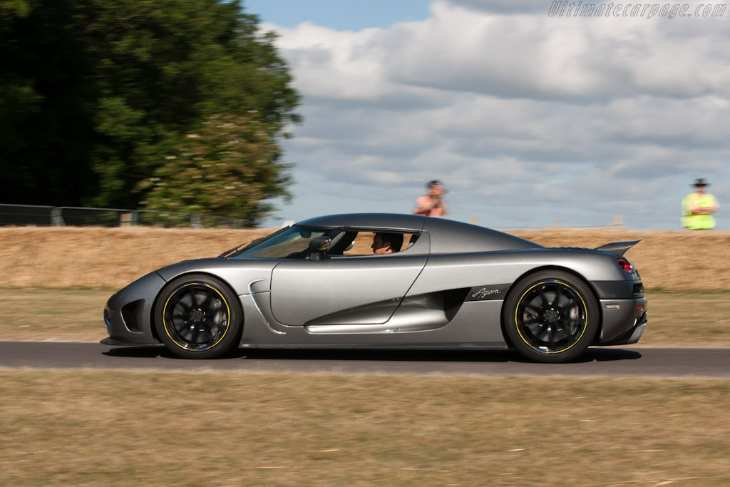 Koenigsegg Agera - Chassis: 7077   - 2010 Goodwood Festival of Speed