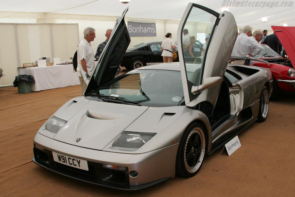 Lamborghini Diablo GT - Chassis: ZA9DE21A0YLA12506   - 2010 Goodwood Festival of Speed