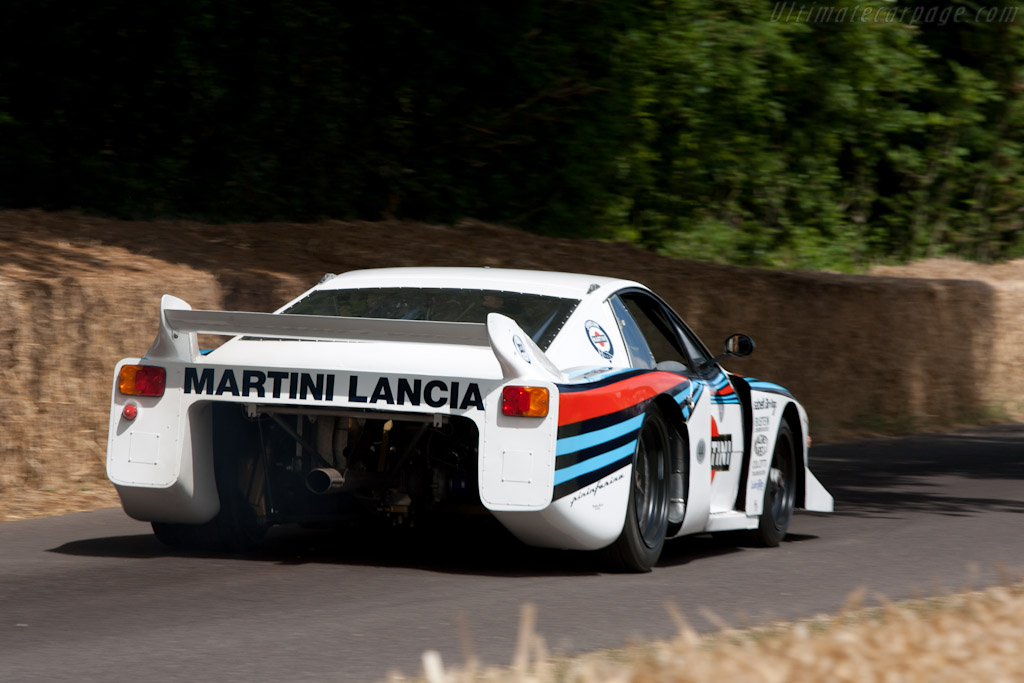 Lancia Beta Montecarlo - Chassis: 1004   - 2010 Goodwood Festival of Speed