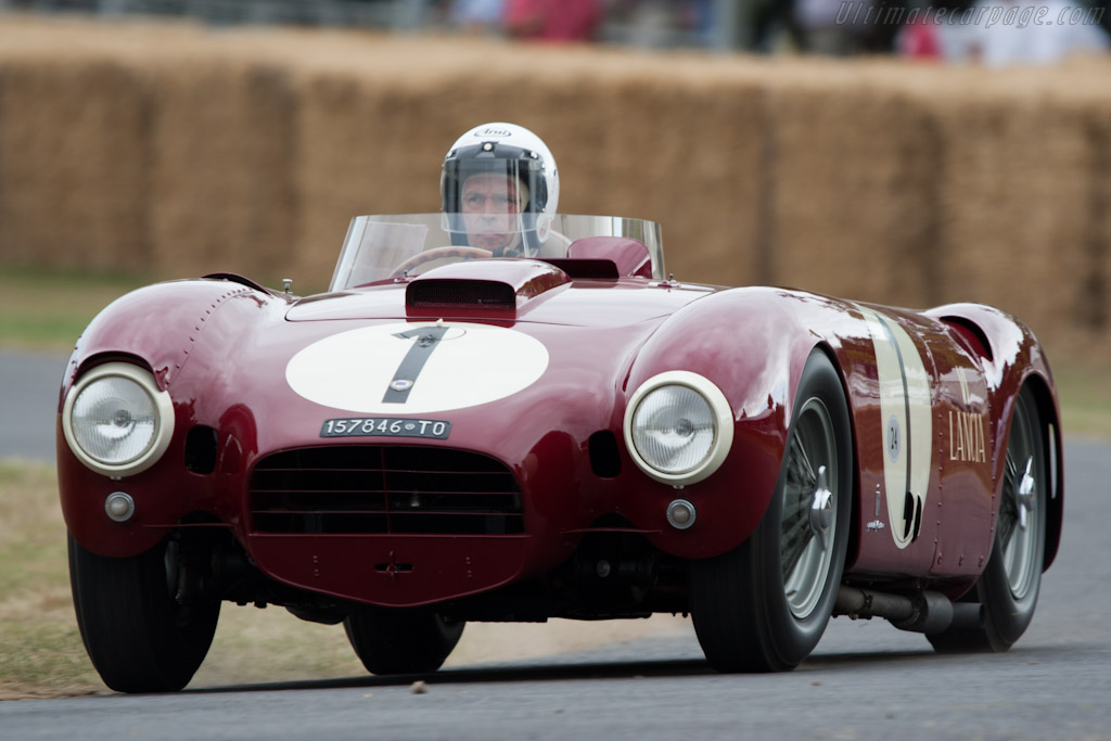 Lancia D24 - Chassis: 0005   - 2010 Goodwood Festival of Speed