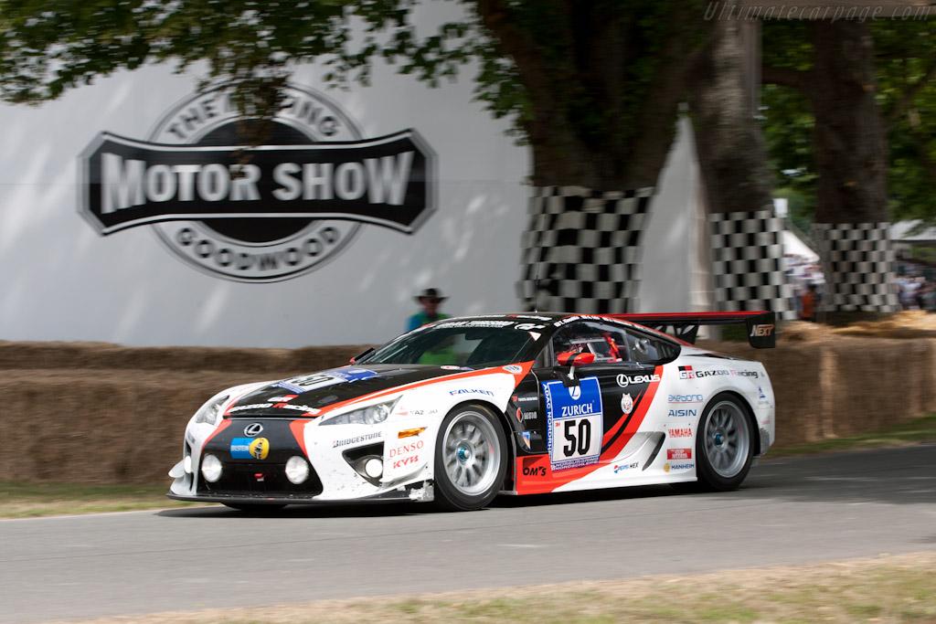 Lexus LF-A    - 2010 Goodwood Festival of Speed
