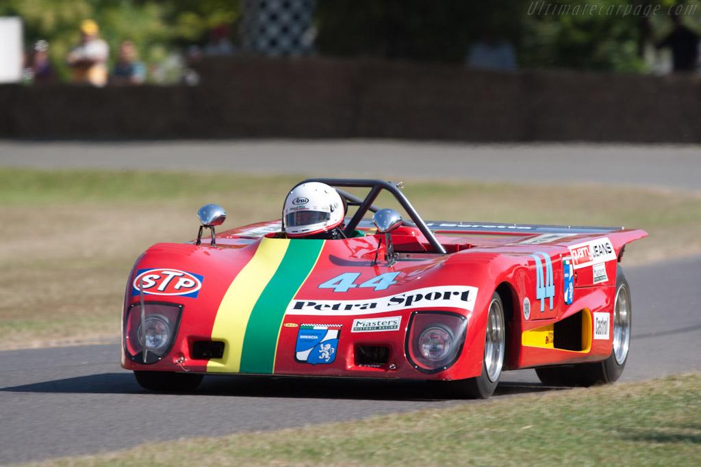 Lola T290 Vega Cosworth   - 2010 Goodwood Festival of Speed