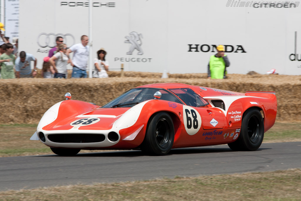 Lola T70 Mk3 Chevrolet - Chassis: SL73/129   - 2010 Goodwood Festival of Speed