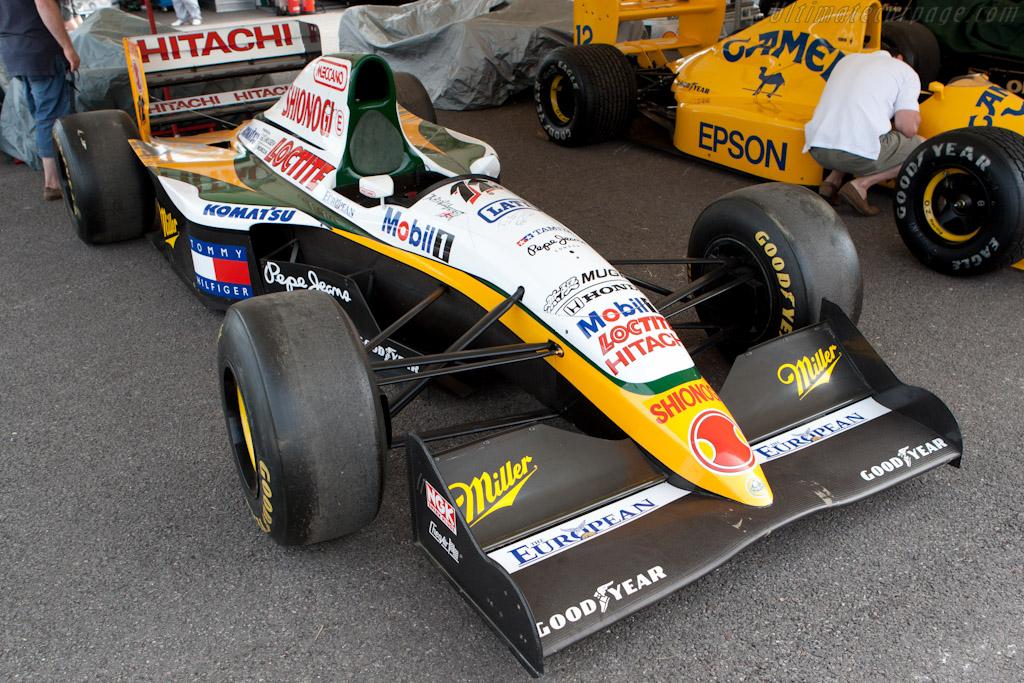 Lotus 109 Mugen    - 2010 Goodwood Festival of Speed