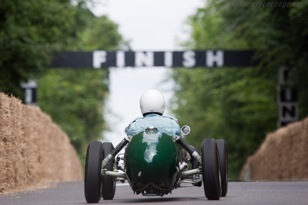 Lotus 12 Climax    - 2010 Goodwood Festival of Speed