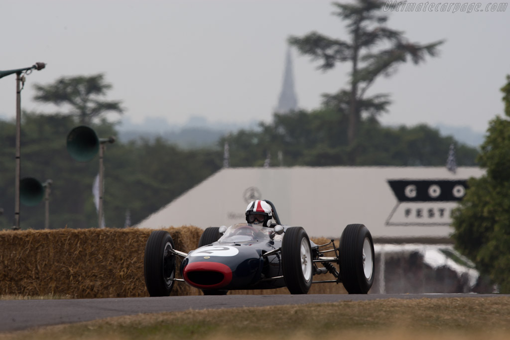 Lotus 24 BRM    - 2010 Goodwood Festival of Speed