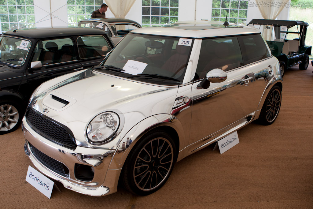 MINI Cooper S - Chassis: WMWMF72070TV07   - 2010 Goodwood Festival of Speed